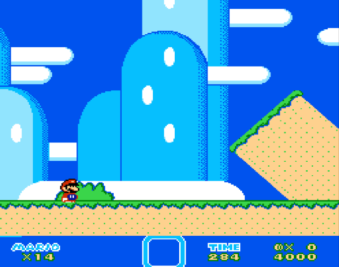 Super Mario World/Super Mario Bros 4