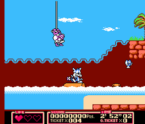 Tiny Toon Adventures 2 - Trouble in Wackyland